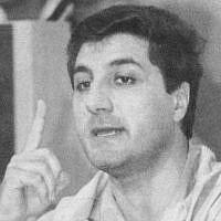 Bashir Gemayel (CC-BY SA Georges Hayek/Wikimedia Commons)
