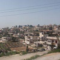 Beit Ummar (Public Domain, Palobserver, Wikimedia Commons)
