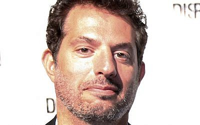Israeli-born talent manager, writer and businessman Guy Oseary in 2013. (CC BY TechCrunch, Wikimedia Commons)