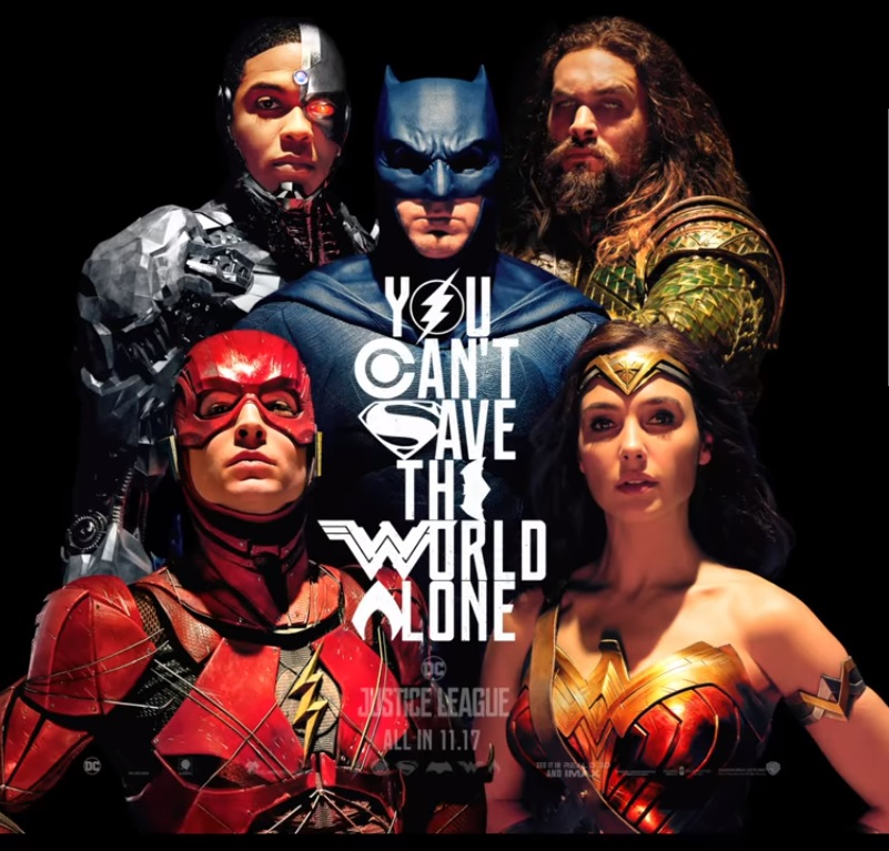 Justice League Opens To Less Than Flying Start At Us Box Offices The Times Of Israel