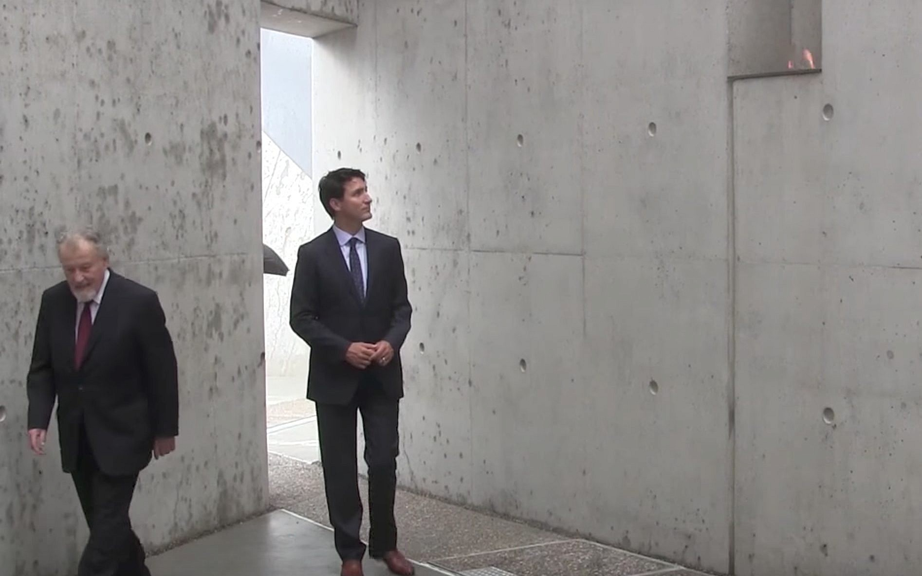 Canada takes down Holocaust memorial after forgetting to mention Jewish people