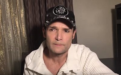 Corey Feldman in 2017 (YouTube screenshot)