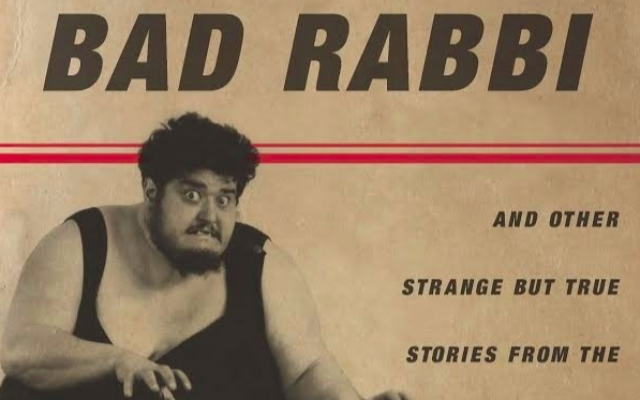 'Bad Rabbi' by Eddy Portnoy (Courtesy Stanford University Press)