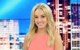 Jewish television reporter Caroline Marcus. (Instagram)