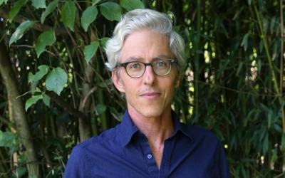 Author George Prochnik. (Elisabeth Prochnik)