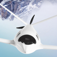 An artist's conception of the Eviation Aircraft electric plane. (Eviation Aircraft website)