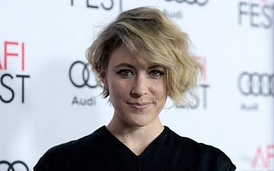 Actress Greta Gerwig attends the premiere of 'Jackie' at AFI Fest 2016, presented by Audi at The Chinese Theatre on November 14, 2016 in Hollywood, California.  (Chris Weeks/Getty Images for Audi)