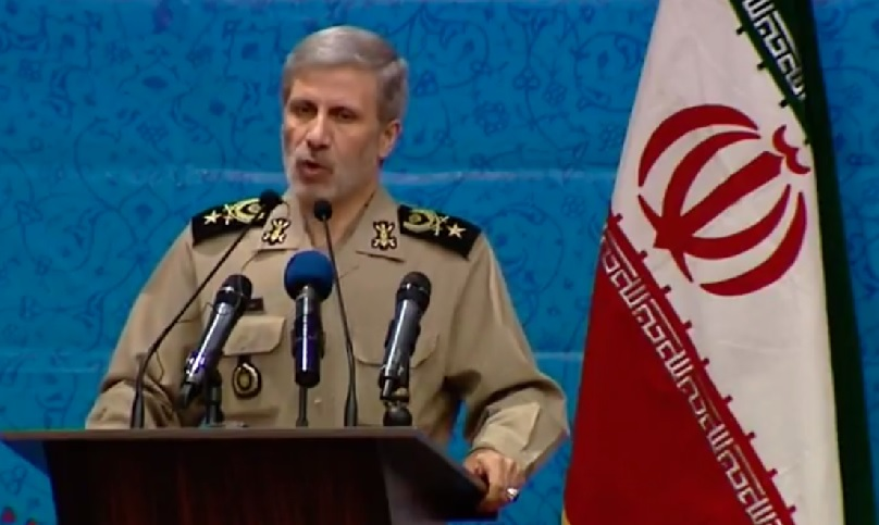 Iran says designating IRGC a terror group 'a terror act' in itself