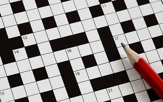 Illustrative image of a crossword. (BrianAJackson/iStock via Getty images)