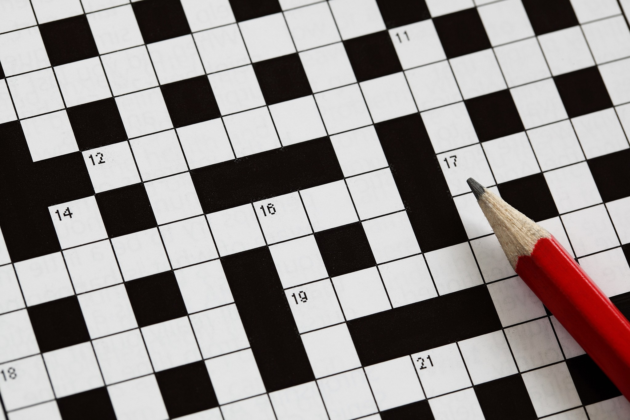 Brazilian newspaper sorry for pro palestinian crossword clue illustrative image of a crossword brianajacksonistock via getty images kristyandbryce Choice Image