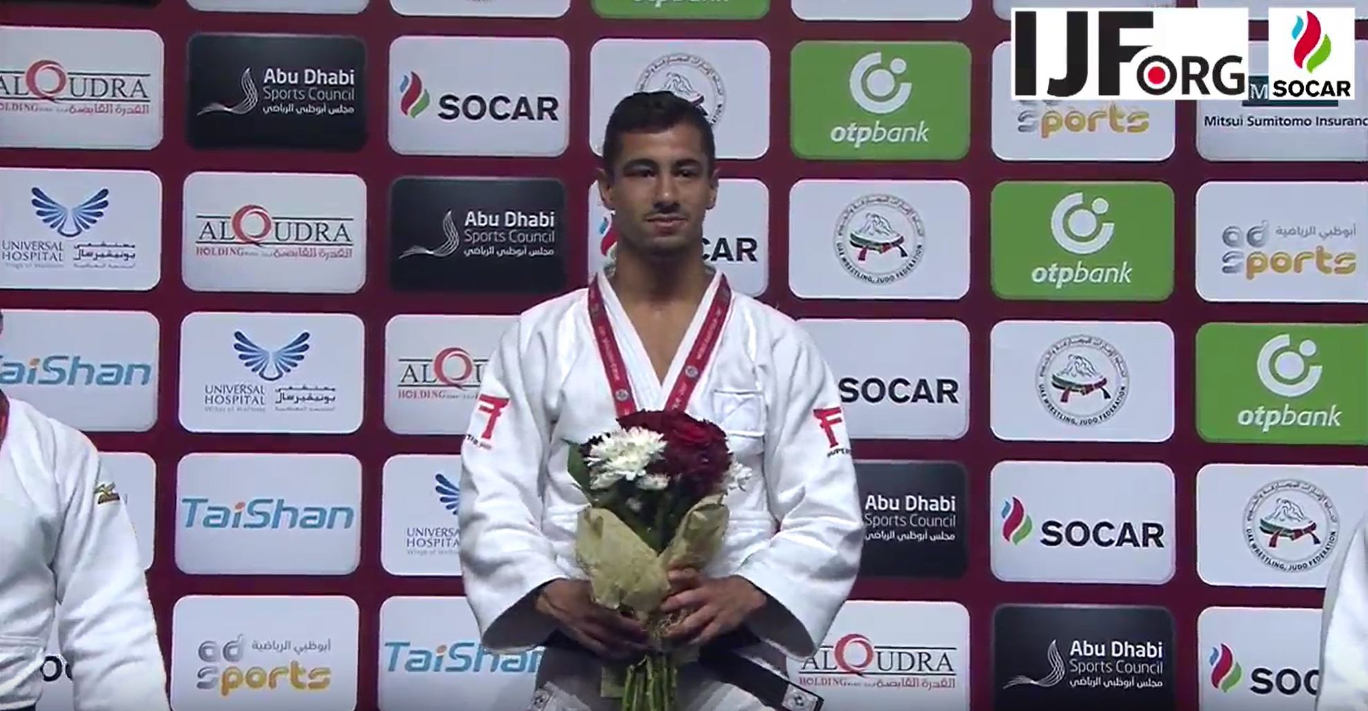 Israeli judoka wins gold in UAE but not under Israel flag