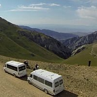 View of Kyrgyzstan. (Screen capture/YouTube)