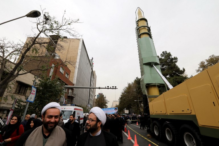 Iran attacks Israel with rockets after deal torn up