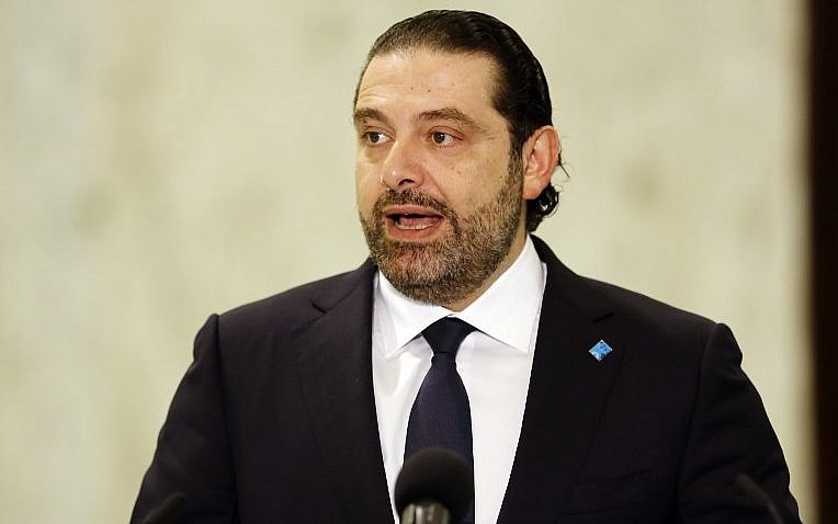 Lebanese prime minister quits over death plot