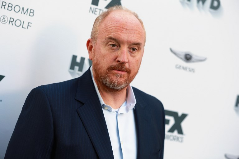 025678dbaee Louis CK scorned for stand-up set with jokes on Auschwitz