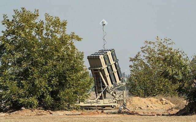 Missile launched at Israel, lands within Gaza