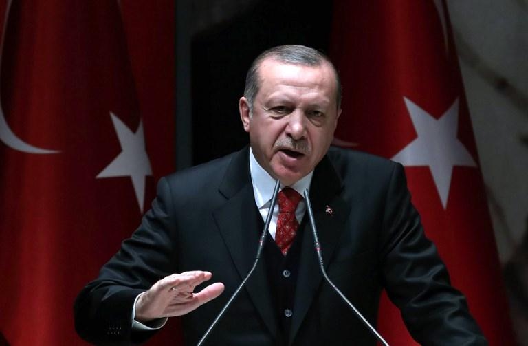 Erdogan vill oppna ambassad i jerusalem