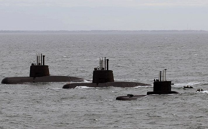 Navy's Poseidon Aircraft to Aid in Search for Argentine Sub