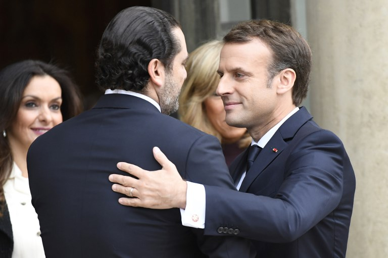 Macron: Lebanon must be a stabilising regional force