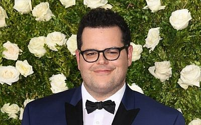 This file photo taken on June 11, 2017 shows Josh Gad attending the 2017 Tony Awards - Red Carpet at Radio City Music Hall in New York City. (AFP PHOTO / ANGELA WEISS)