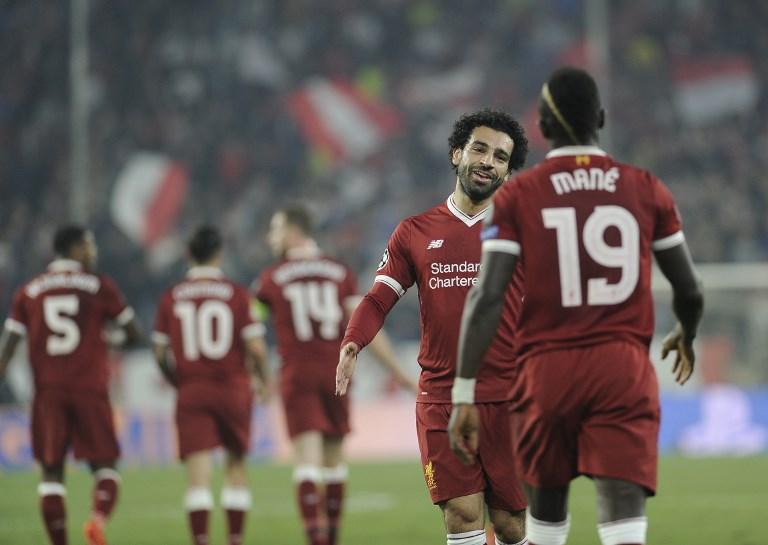 brand new 806e3 b8ed0 Liverpool soccer star Salah backs Egypt women's rights ...