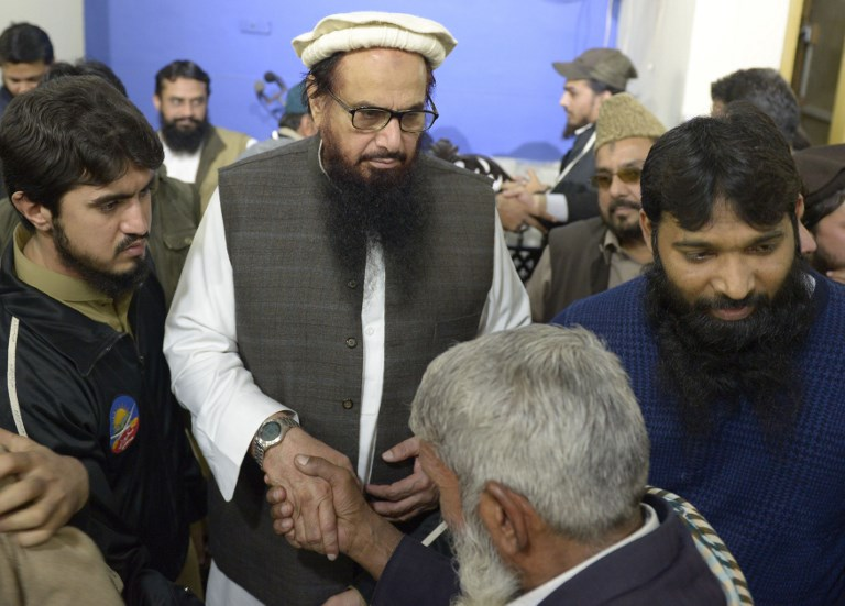 United States concerned over release of Hafiz Saeed from house arrest
