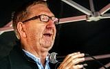 Hard-left leader of Britain's Unite trade union Len McCluskey. (Public domain)