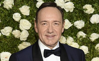 In this June 11, 2017, file photo, Kevin Spacey arrives at the 71st annual Tony Awards at Radio City Music Hall in New York. (Evan Agostini/Invision/AP, File)