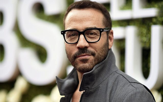 In this August 1, 2017 photo, Jeremy Piven attends the CBS Summer Soiree during the 2017 Summer TCA's in Studio City, California. (Richard Shotwell/Invision/AP)