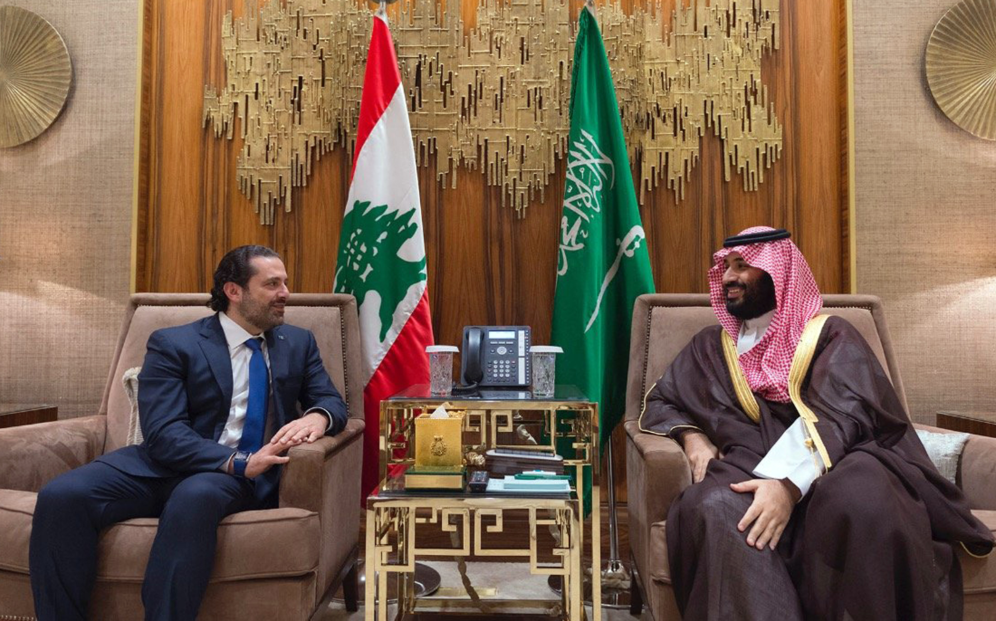 Nasrallah: Saudi Arabia forced Lebanese PM to resign