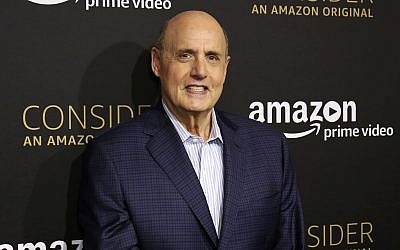 Jeffrey Tambor arrives at the 'Transparent' FYC special screening in Los Angeles, April 22, 2017. (Willy Sanjuan/Invision/AP, file)