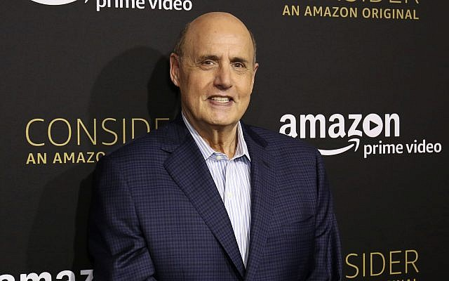 In this April 22, 2017 file photo, Jeffrey Tambor arrives at the 'Transparent' FYC special screening in Los Angeles. (Willy Sanjuan/Invision/AP)