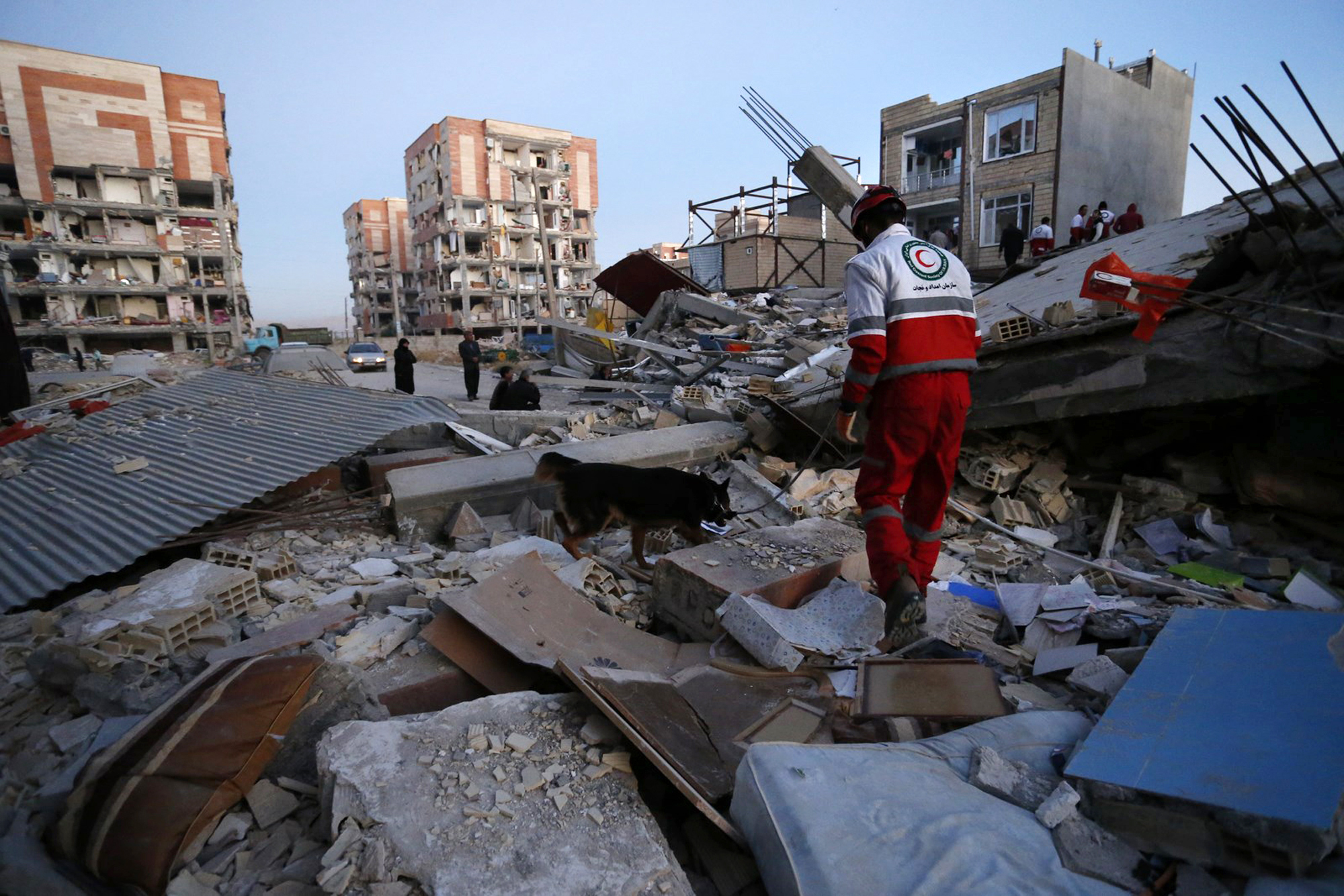 Two dead, 310 injured as Iran hit by four earthquakes