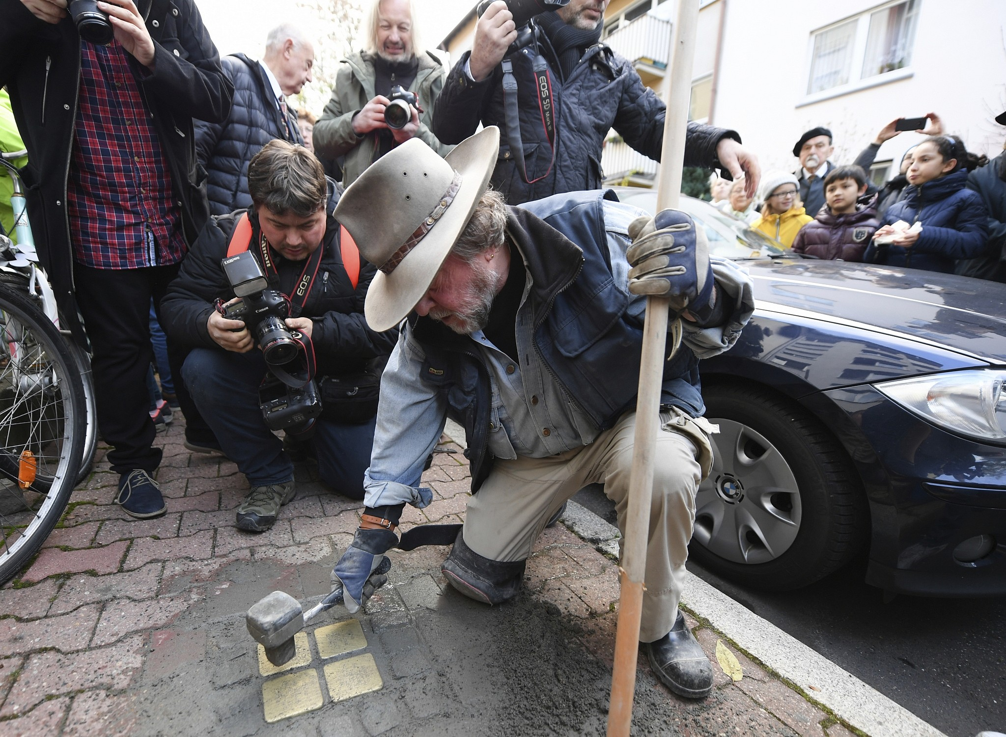 Dutch City Accused Of Plagiarizing Holocaust Memorial Cobblestones