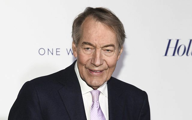In this April 13, 2017 file photo, Charlie Rose attends The Hollywood Reporter's 35 Most Powerful People in Media party in New York (Andy Kropa/Invision/AP, File)
