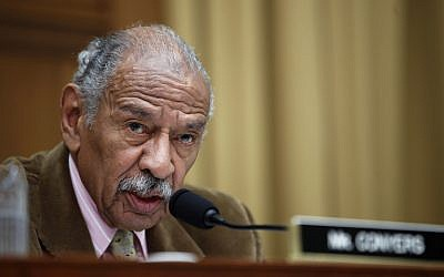 Rep. John Conyers, D-Mich (AP Photo/Alex Brandon, File)