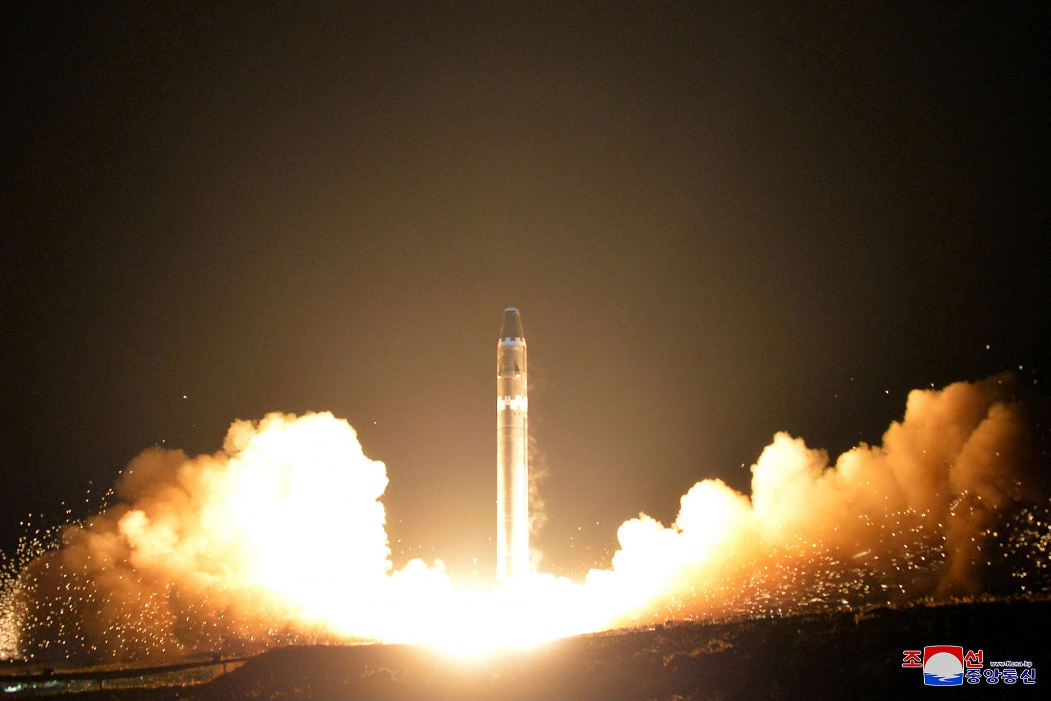 North Korea Testing Anthrax-Tipped Missiles