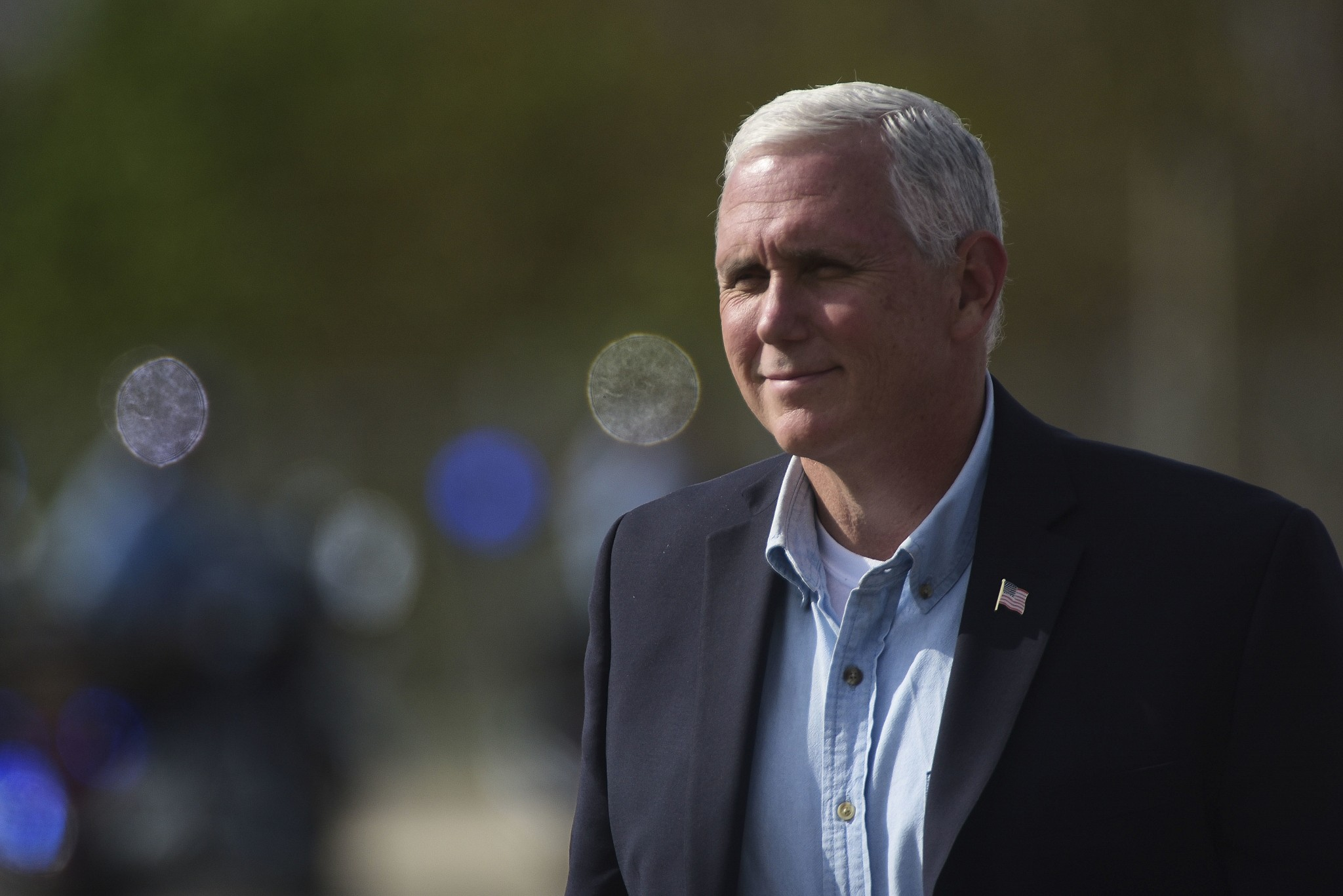 Pence pushes off trip by three days, now set to arrive Wednesday