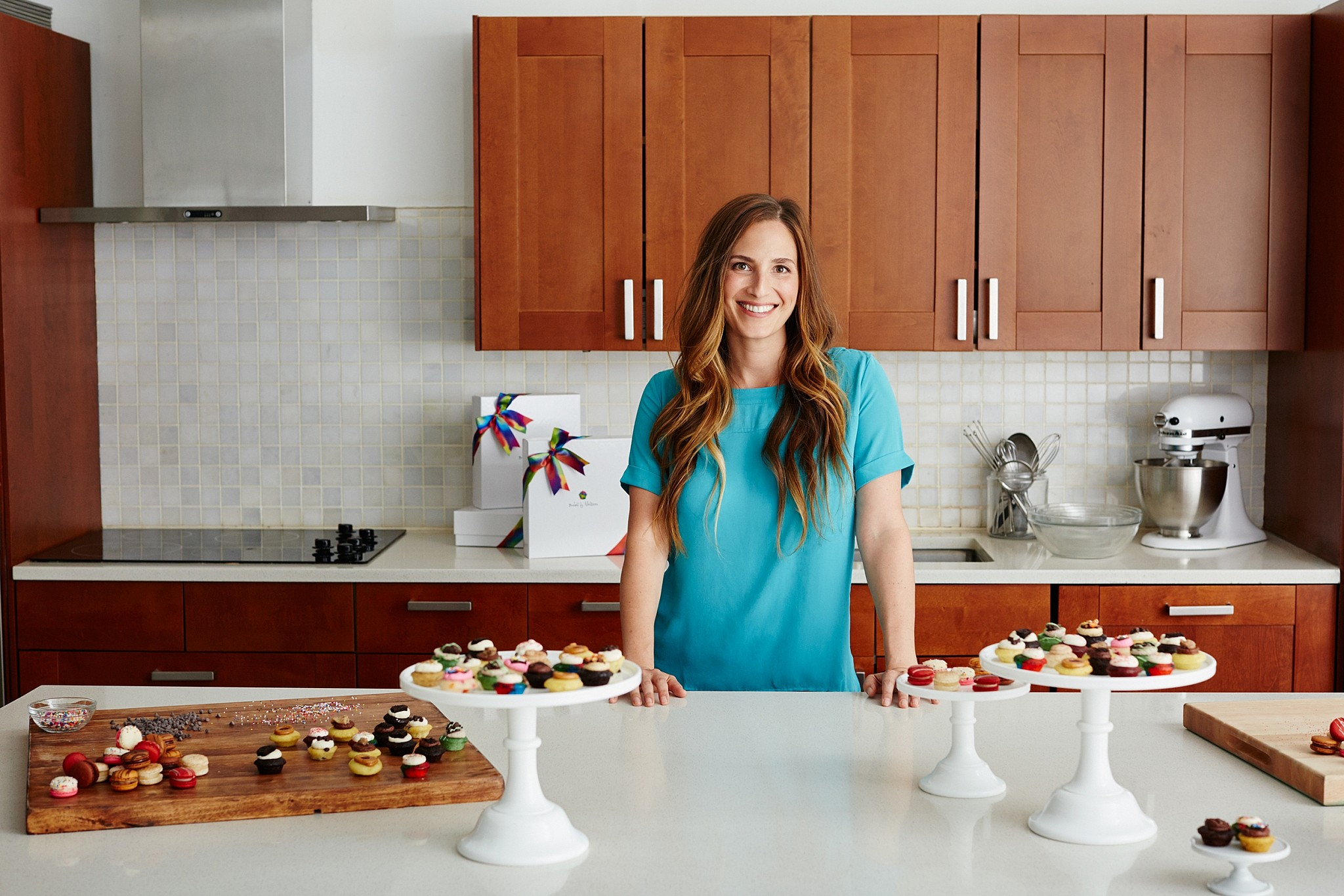 Melissa Ben-Ishay of Baked by Melissa. (Courtesy)