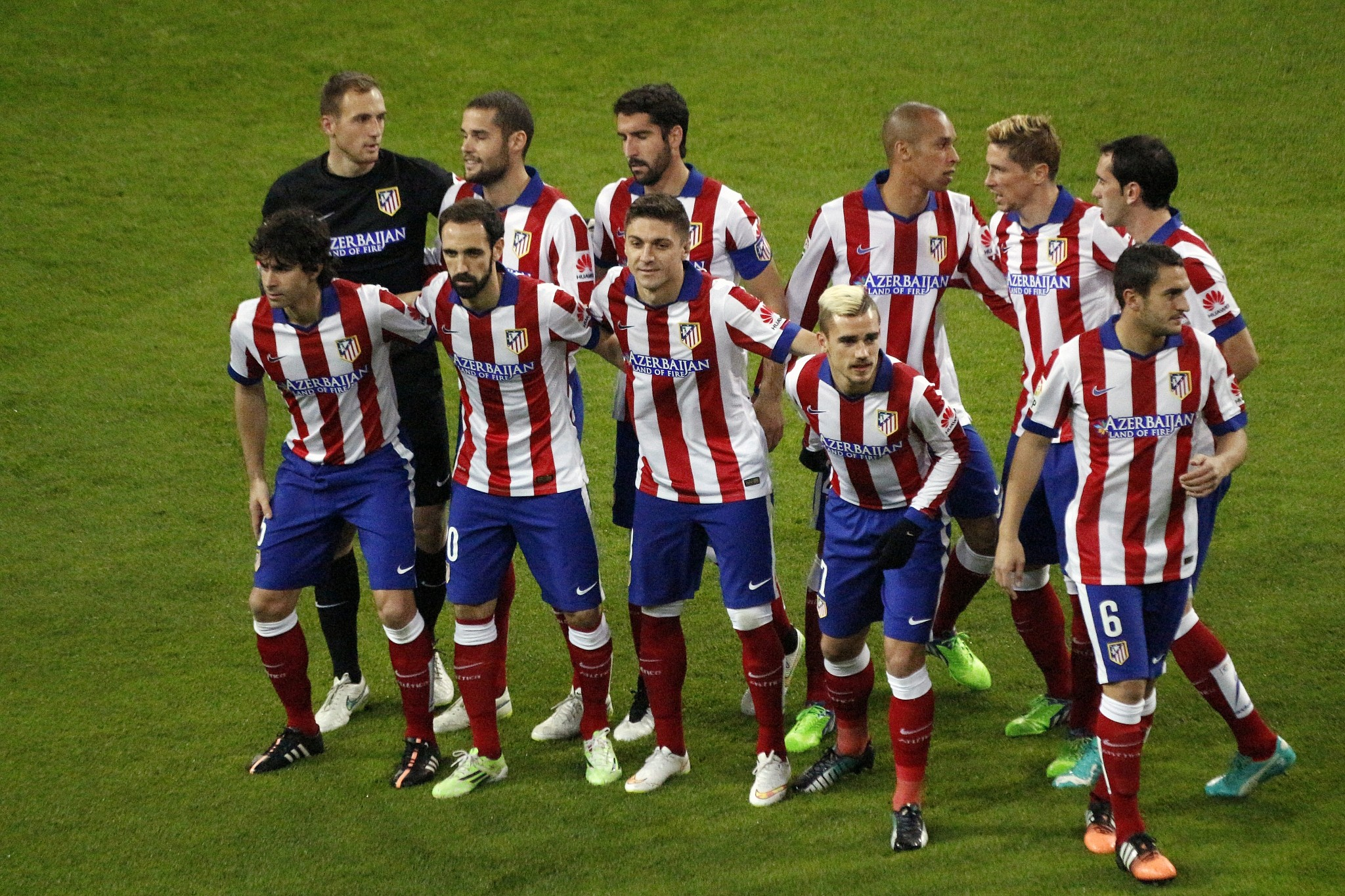 israeli group takes 15 stake in atletico madrid soccer club the