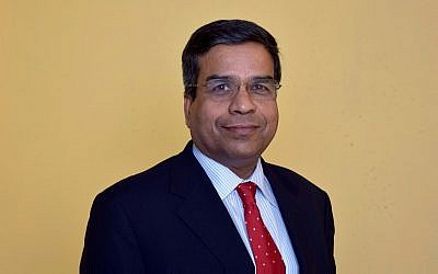 Dr. Keshab Panda, CEO and managing director of India's L&T Technology Services Ltd. (Courtesy)
