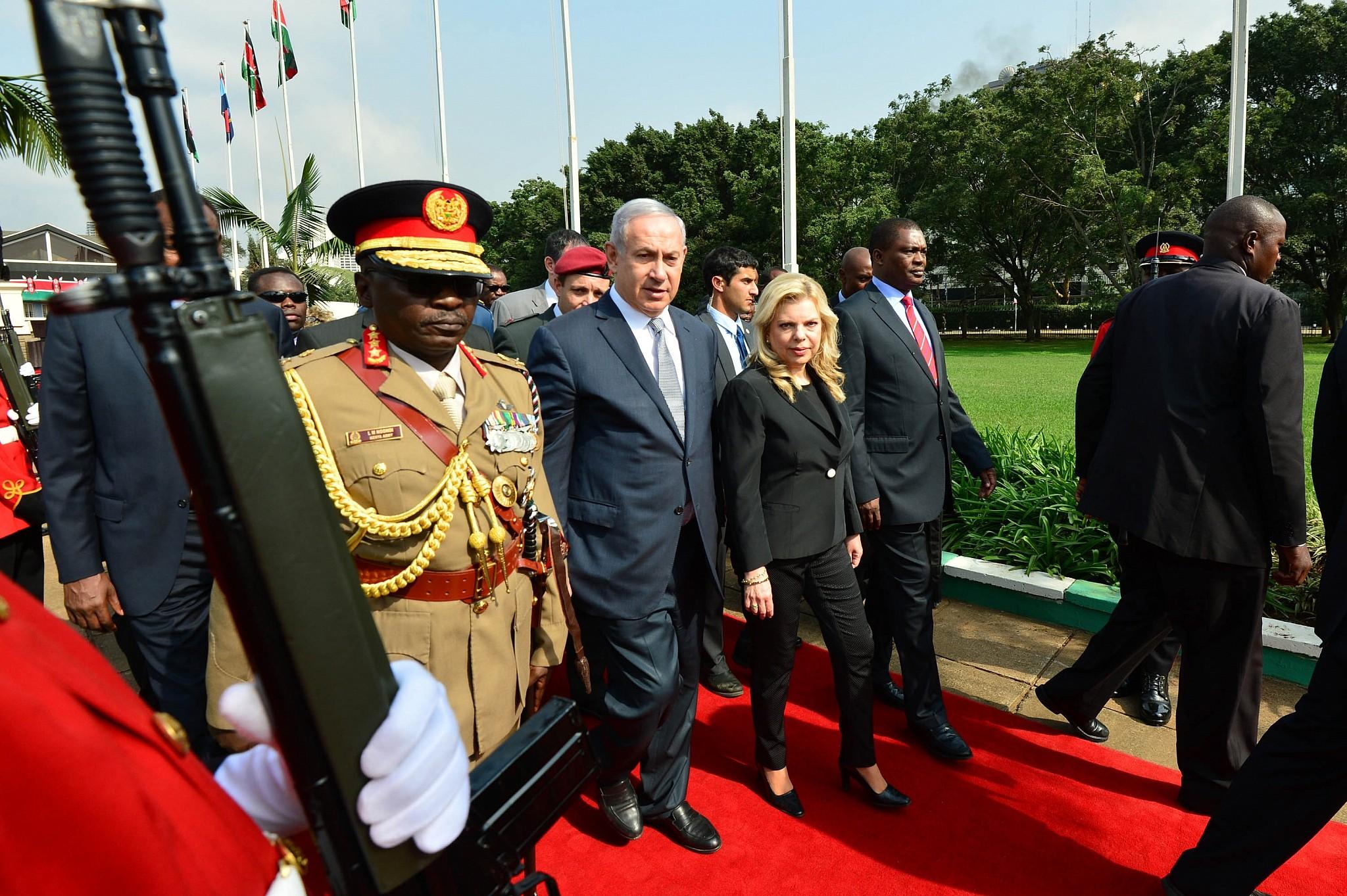 Israel to open embassy in Rwanda: Netanyahu