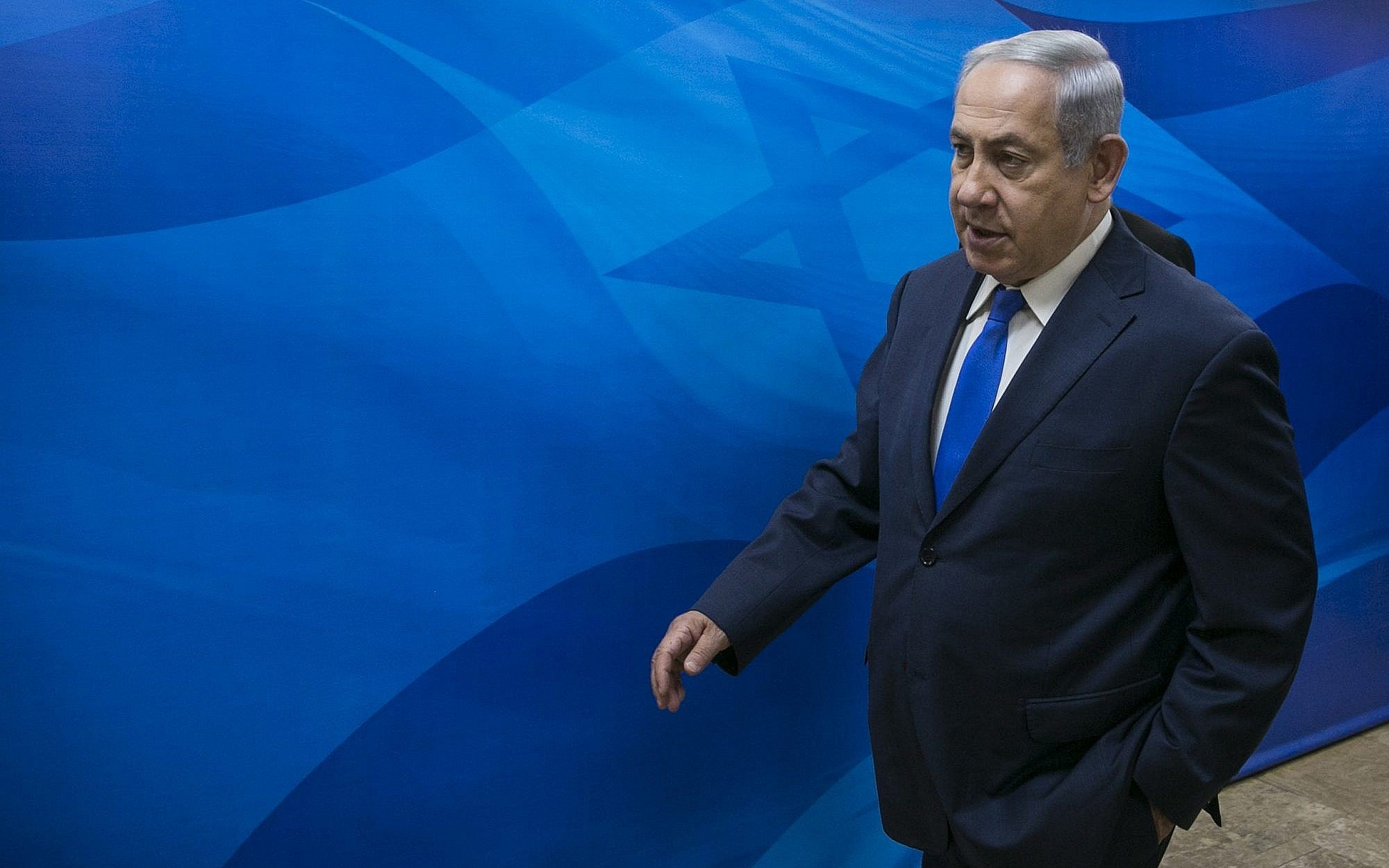 Israeli PM Netanyahu Questioned in Graft Probe