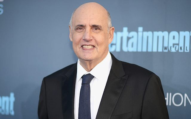 Jeffrey Tambor attending The 22nd Annual Critics' Choice Awards in Santa Monica, Calif., Dec. 11, 2016. (Christopher Polk/Getty Images for The Critics' Choice Awards via JTA)