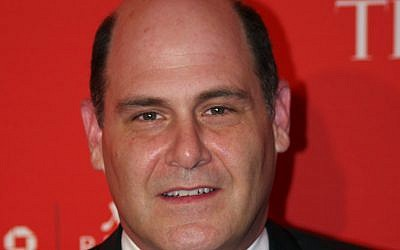 'Mad Men' creator Matthew Weiner at the 2011 Time 100 gala. (CC BY-David Shankbone, Wikimedia Commons)