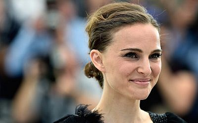 Director Natalie Portman attends a photocall for 'A Tale Of Love And Darkness' during the 68th annual Cannes Film Festival in Cannes, France, on May 17, 2015. (Pascal Le Segretain/Getty Images, via JTA)
