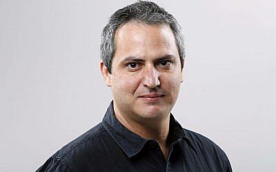 Orr Hirschauge, Editor in Chief, CTech by Calcalist (Courtesy: Amit Sha'al)