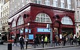 Oxford Circus underground station in London (Sunil060902 / Wikipedia)