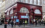 Oxford Circus underground station in London (Sunil060902 / Wikipedia)