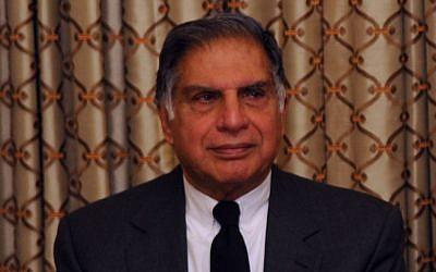 Ratan Tata (Public Domain)